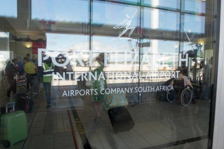 Flughafen Port Elizabeth