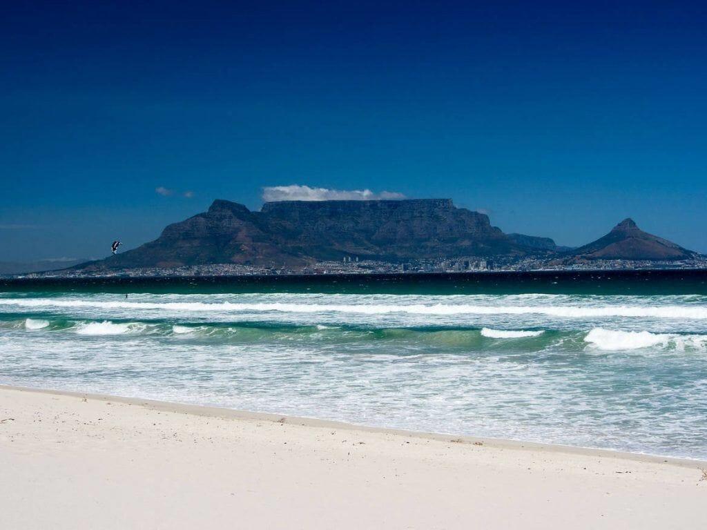 Tafelberg in Kapstadt