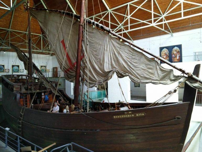 Bartolomeu Dias Museum in Mossel Bay