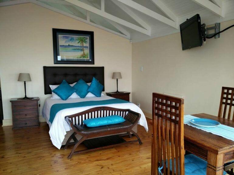 Aquamarine Guest House - Honeymoon Suite