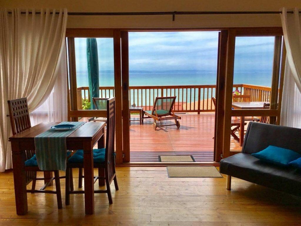 Aquamarine Guest House in Mossel Bay - Honeymoon Suite
