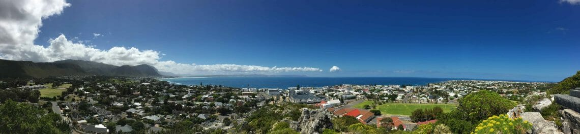Panorama Hoy's Koppie