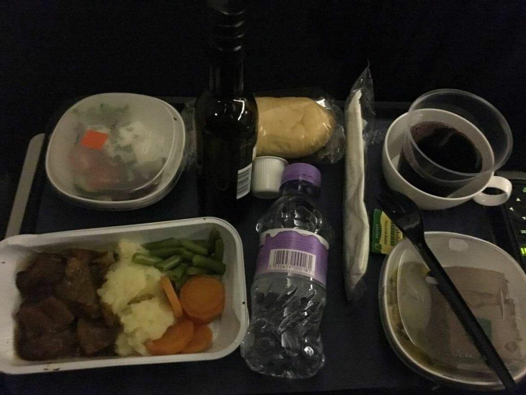 Essen British Airways