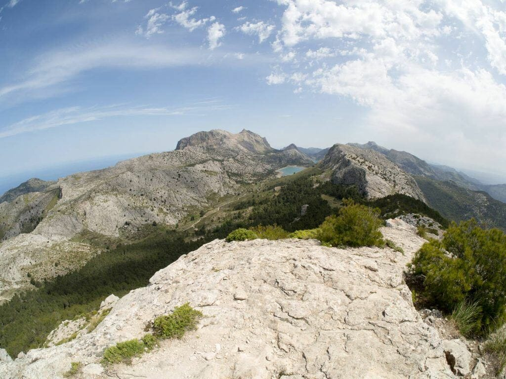 Wanderung Puig de L'Ofre