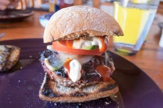 Burger Black Angus auf Mallorca