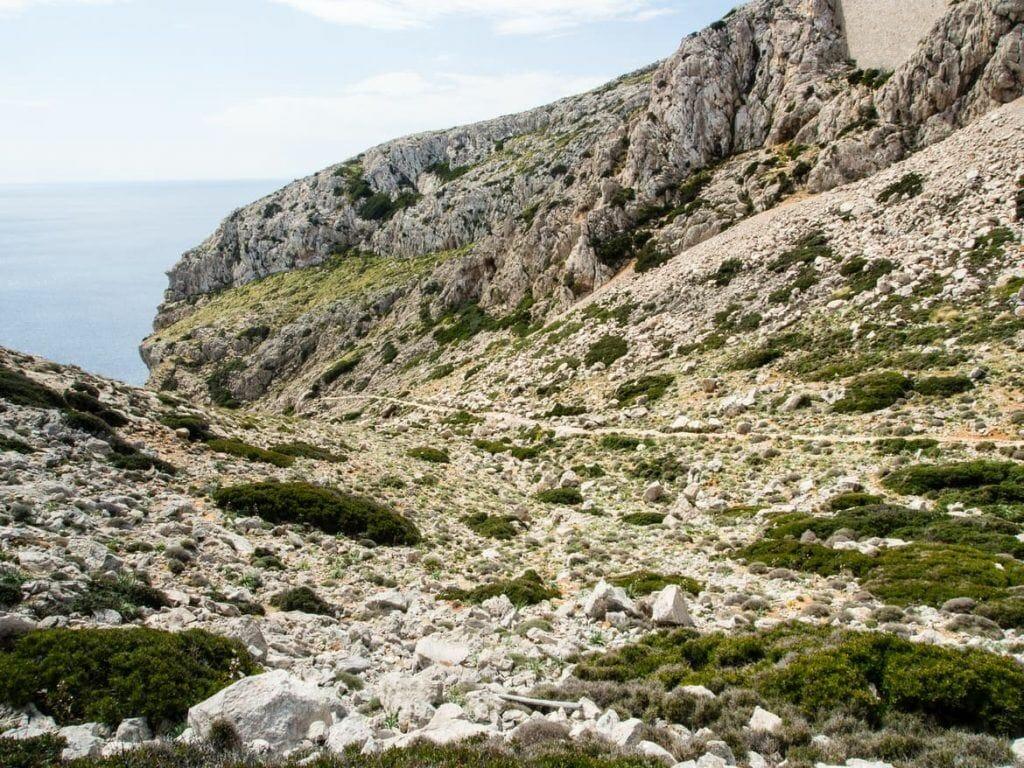 Naturlehrpfad am Cap de Formentor auf Mallorca