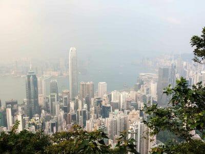 Eines unserer Hongkong Highlights - Victoria Peak