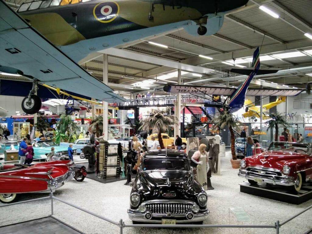 American Car Technikmuseum Sinsheim