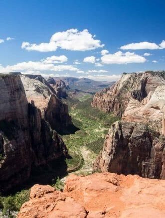 Observation Point im Zion Nationalpark