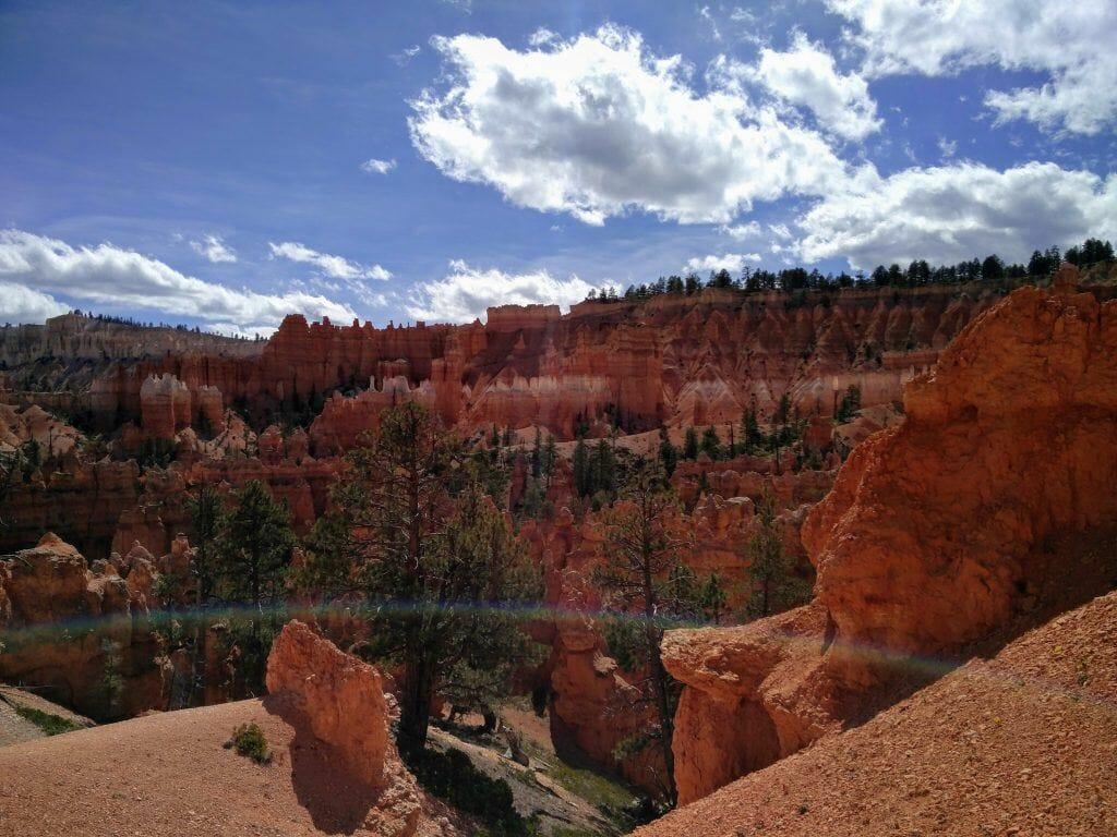 Bryce Canyon mit Regenbogen