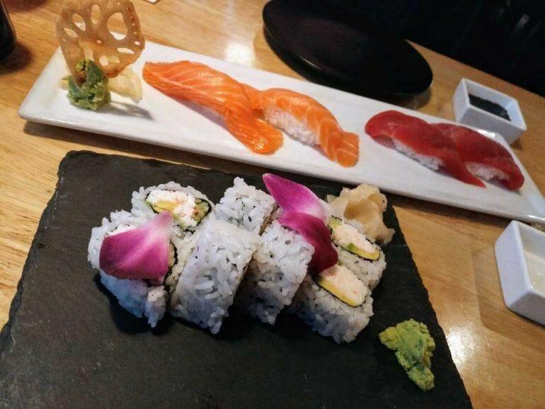 Sushi Ko in Las Vegas