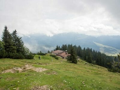 Aussicht vom Dürrnbachhorn in Reit im Winkl