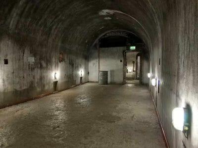 Bunkeranlage Obersalzberg in Berchtesgaden