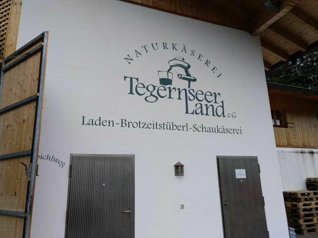 Naturkäserei TegernseerLand Gebäude