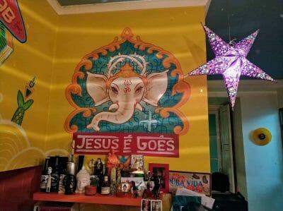 Restaurant Jesus e Goes in Lissabon in Portugal