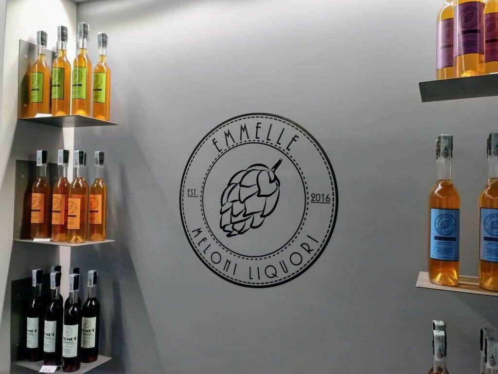 Emmelle Meloni Liquori in Rom Italien
