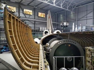 Space Shuttle BURAN im Technikmuseum in Speyer