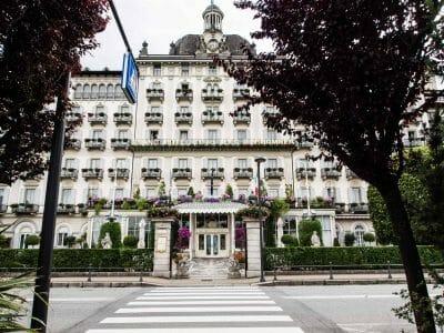 Hotel am Lago Maggiore in Italien