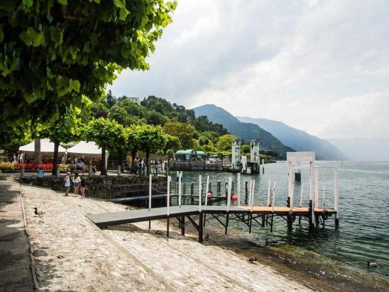 Bellagio am Lago di Como in Italien