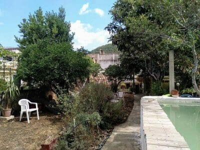 Garten Ramon Paella Kurs Mallorca