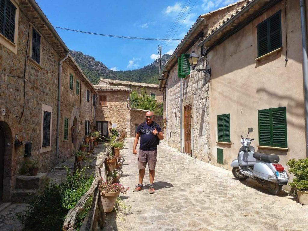 Unterwegs in Valldemossa