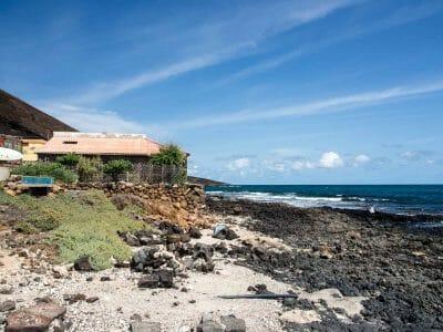 Dorf Calhau auf Sao Vicente Kapverden