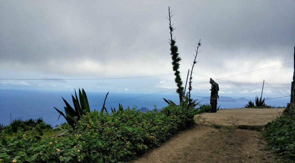 Monte Verde auf Sao Vicente Kap Verden