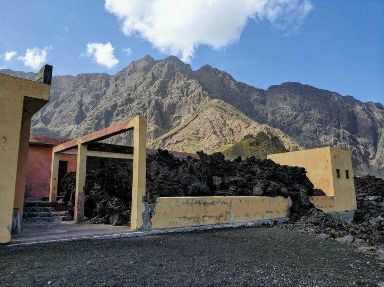 Haus am Pico Grande Fogo Kapverden