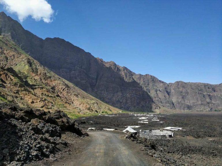 Wanderung am Pico Grande Fogo Kapverden
