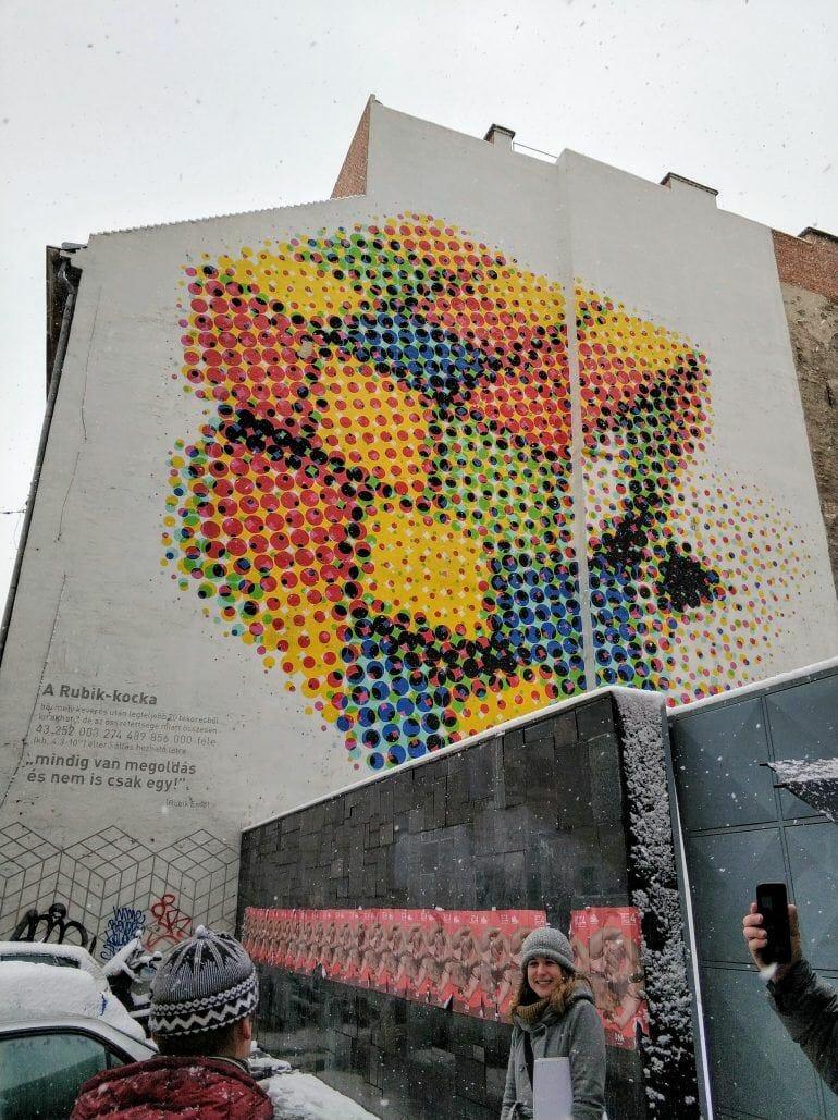 Street Art Budapest