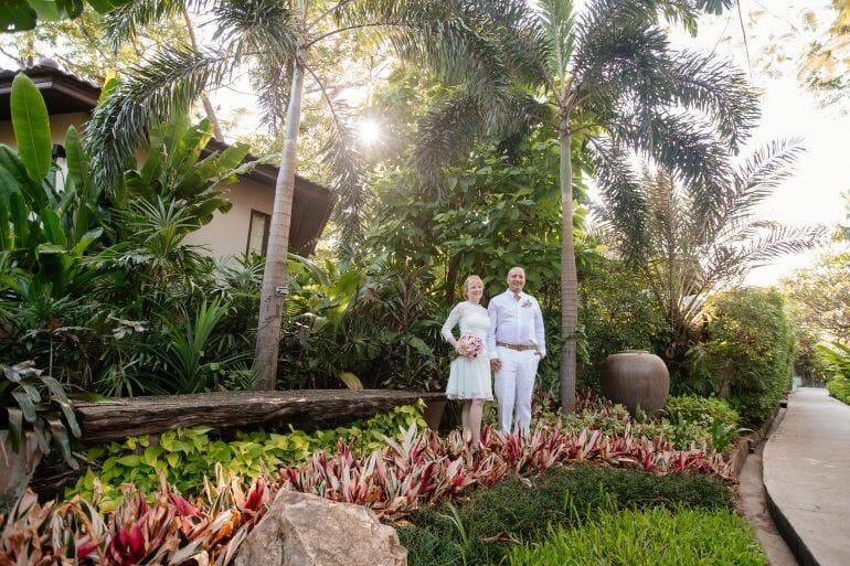Stephan und Sandra Shooting vor der Hochzeit