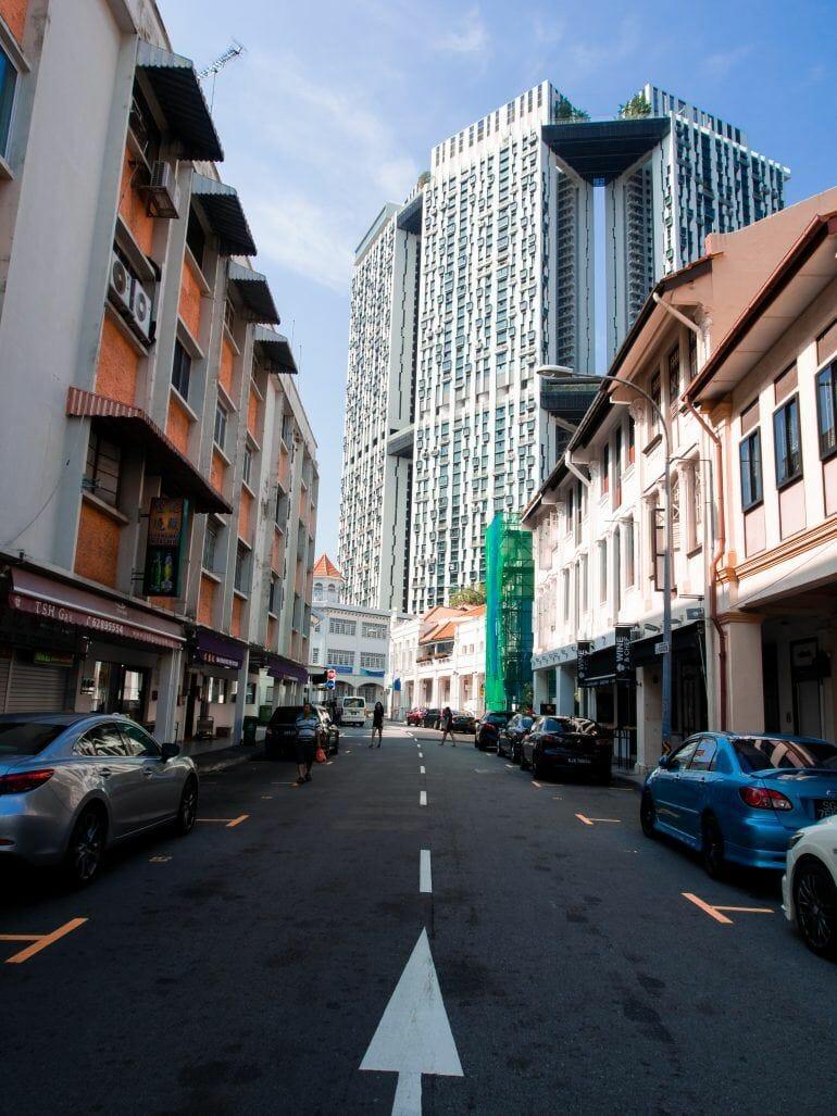 The Pinnacle Duxton Singapur