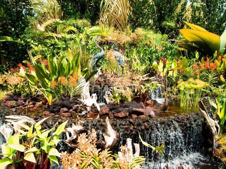 Botanischer Garten Singapur