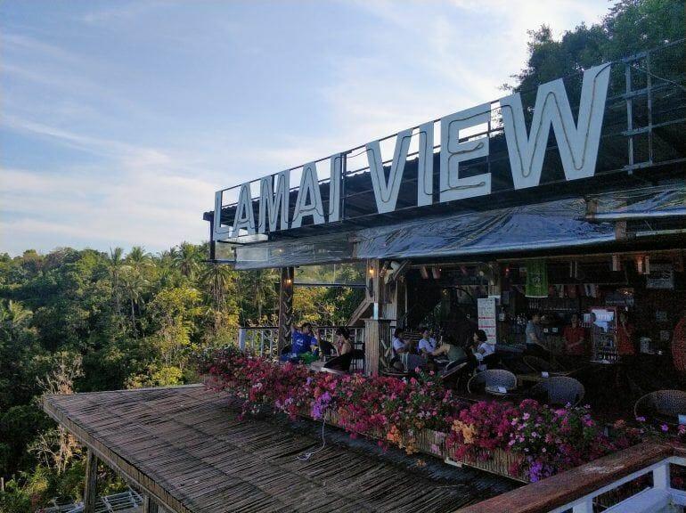 Lamai View Point Koh Samui