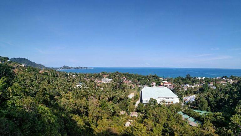 Panorama Lamai View Point