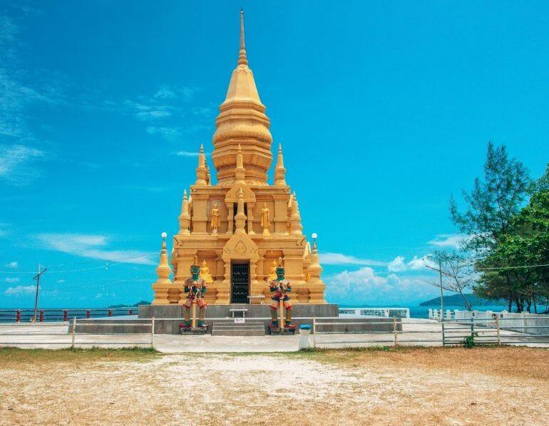 Laem Sor Pagoda Koh Samui Thailand