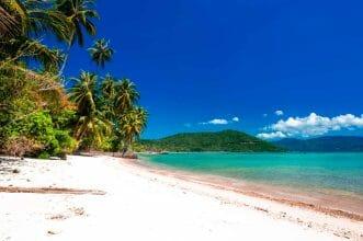 Strand auf Koh Tan