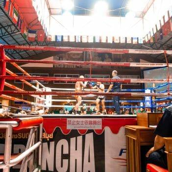 Boxkampf Koh Samui Thailand
