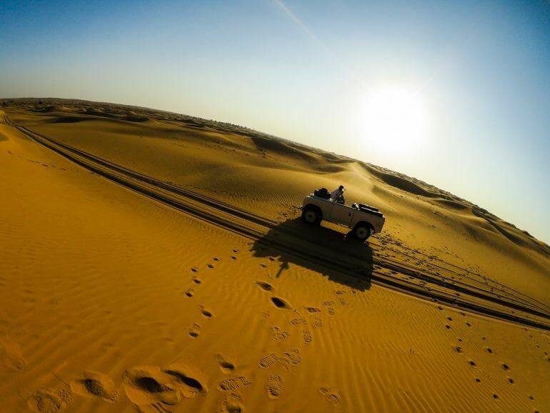 Wüstentour Dubai