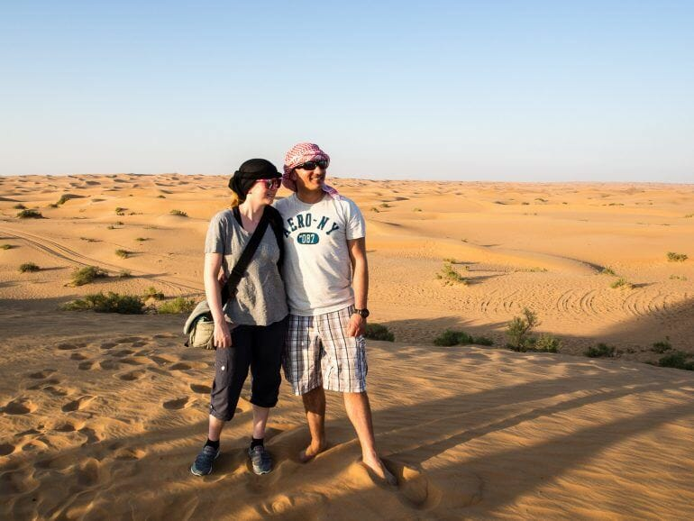 Wüstensafari Dubai