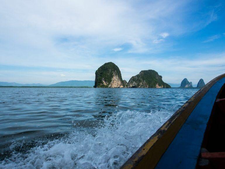 Thailand Ao Phangnga Nationalpark