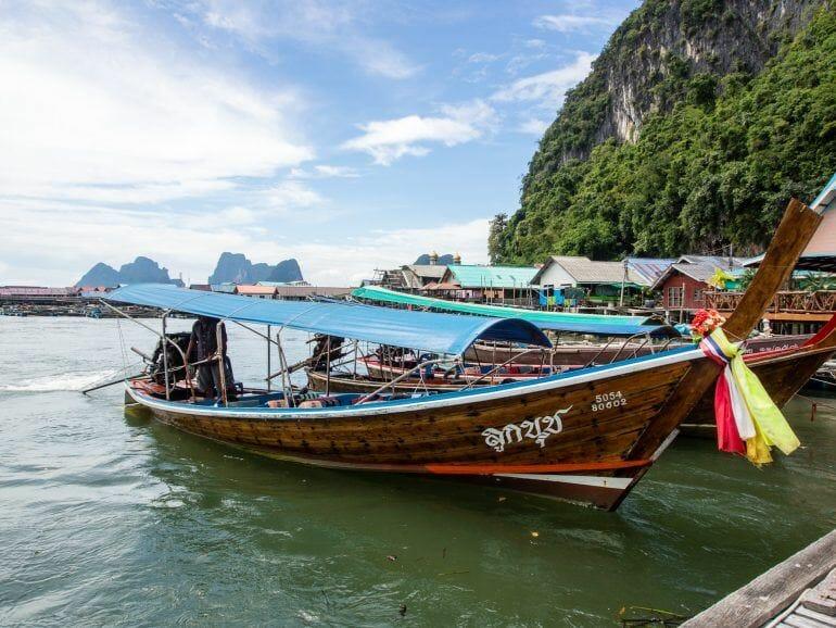 Koh Panyee Thailand