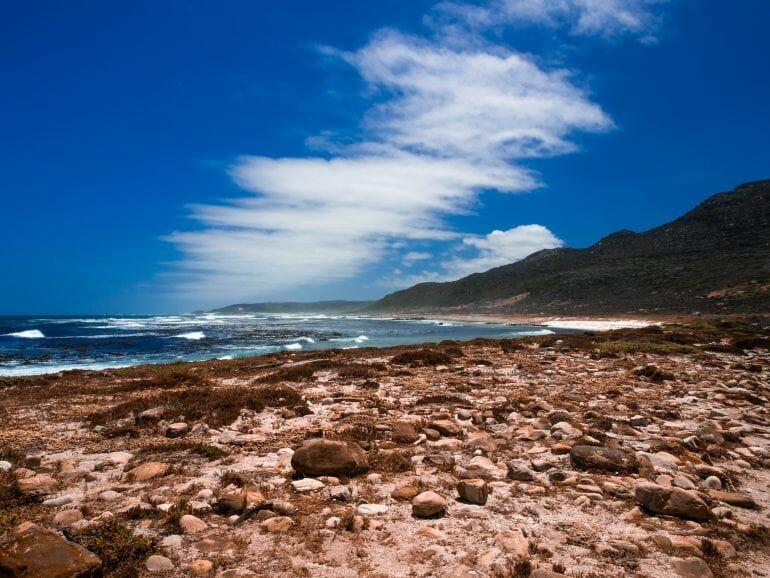 Kap-Halbinsel Kapstadt Südafrika