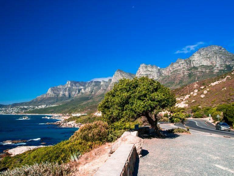 Zwölf Apostel Kapstadt Südafrika