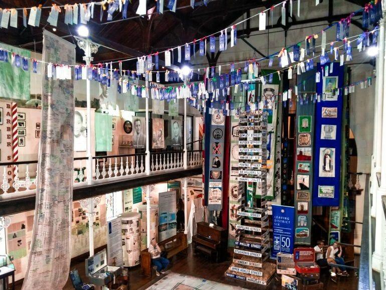 District Six Museum Kapstadt Südafrika