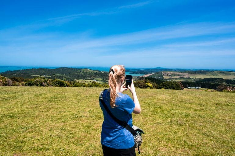 View Point Waiheke Island Neuseeland