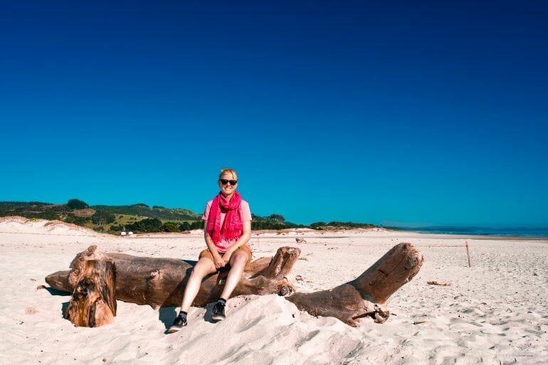 Pakiri Beach Northland Neuseeland