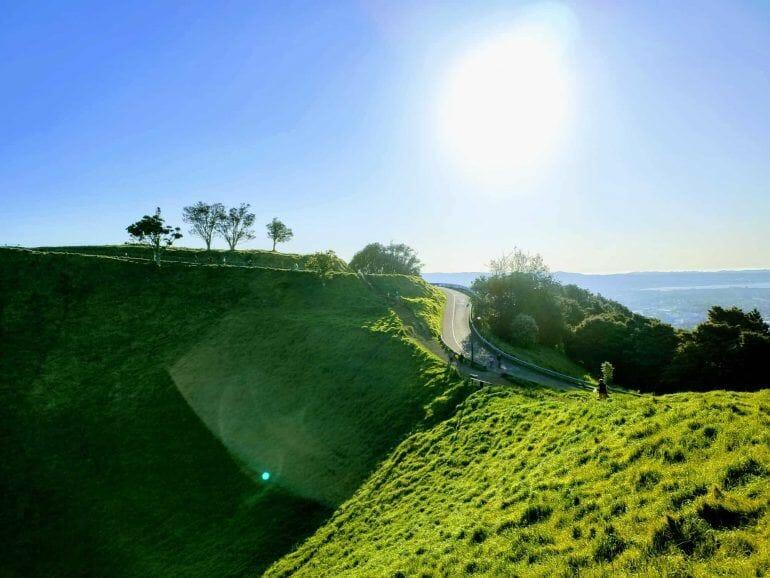 Mount Eden Auckland Neuseeland