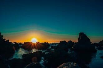 Sunset Tour Wellington Neuseeland