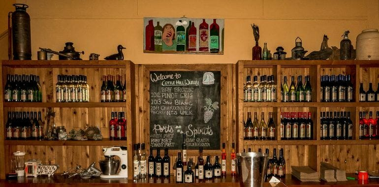 Cottle Hill Winery Kerikeri Neuseeland